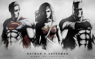 Batman vs Superman: A Origem da Justiça | Designer revela os detalhes escondidos nos trajes da Trindade