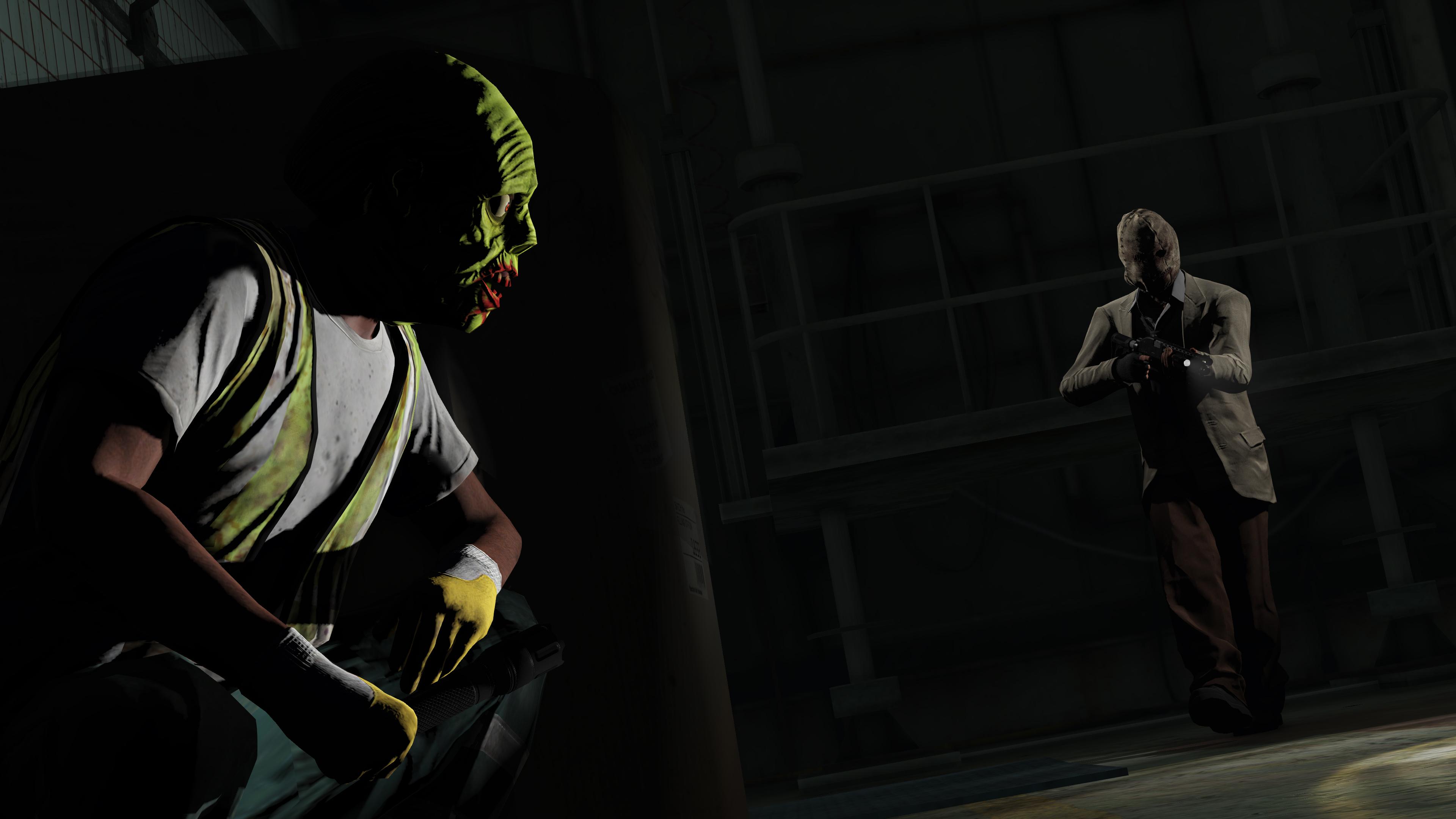 GTA Online | Atualização de Halloween traz máscaras, carro fúnebre e mais