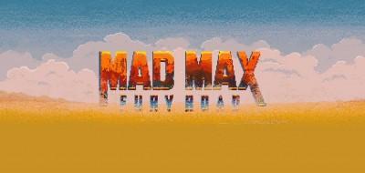 Mad Max: Estrada da Fúria | Testemunhe a versão 8-bit do longa