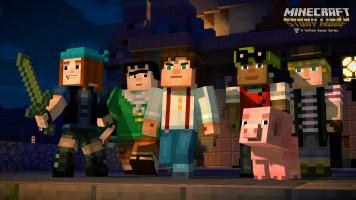 Minecraft | Mojang e Telltale Games se juntam para lançar Story Mode