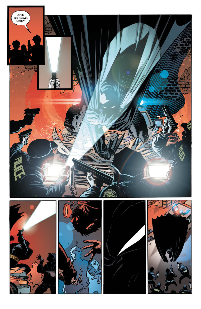 Preview | The Dark Knight III: The Master Race #01