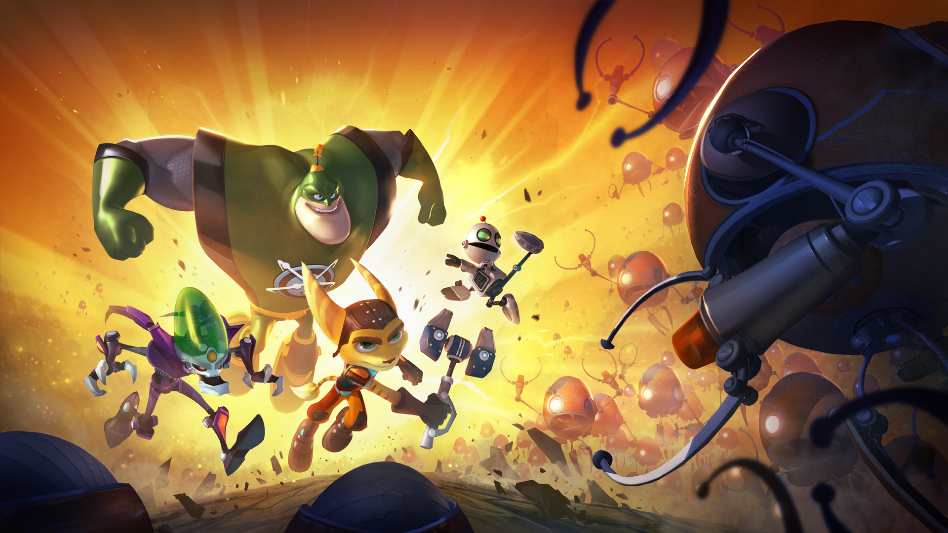 Ratchet & Clank | Longa ganha novo trailer