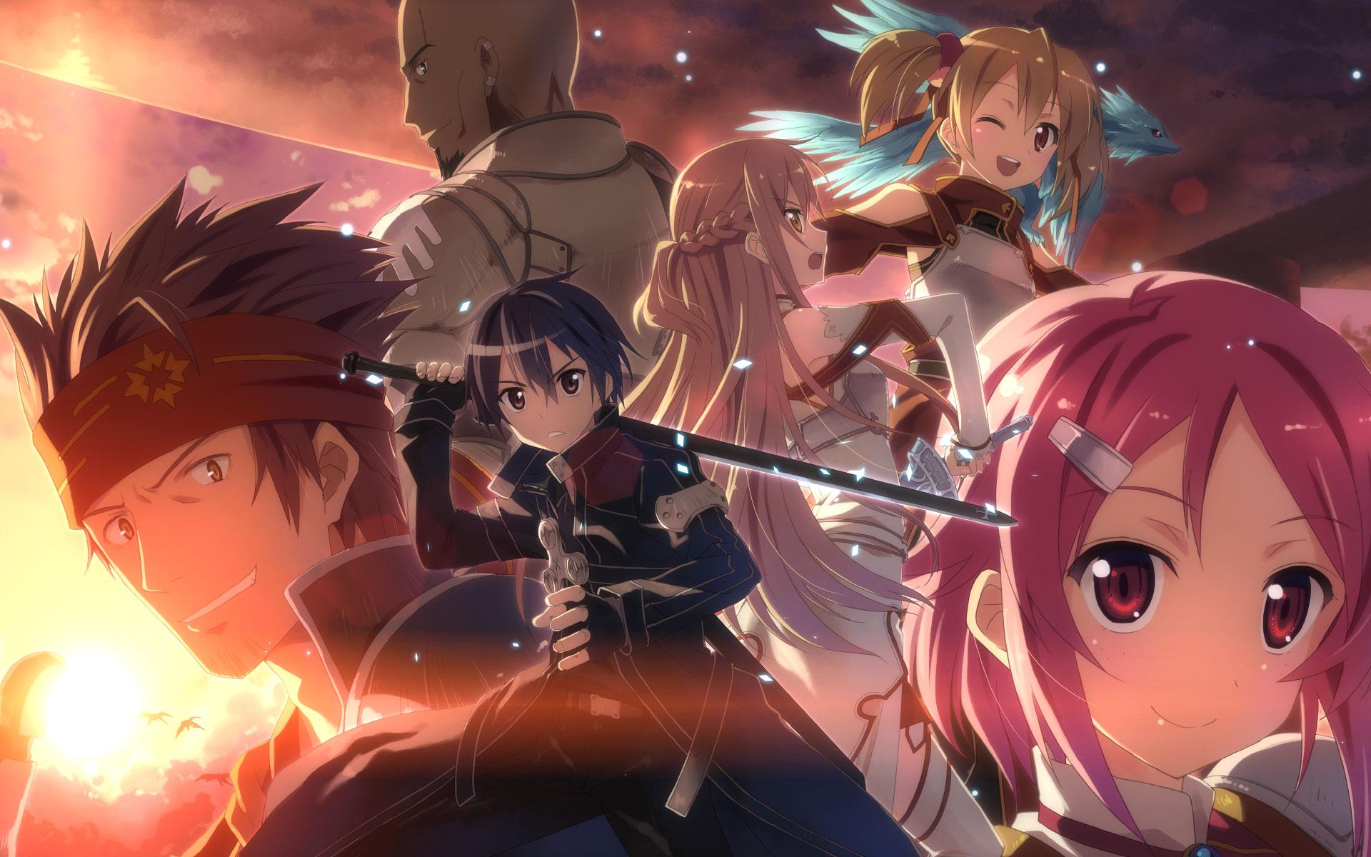 Sword Art Online | Anunciado filme em animação