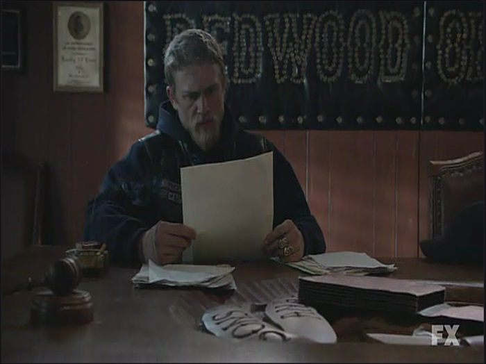 ESPECIAL Sons Of Anarchy As cartas de John Teller - 4ª Temporada