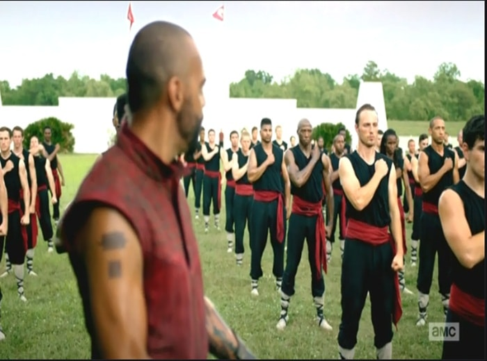 "Into The Badlands Review do episódio 1×01 – ""The Fort"" 4-min"