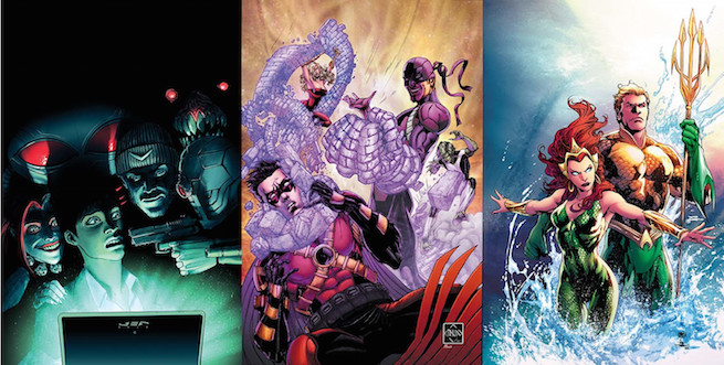 DC Comics | Editora anuncia novas equipes criativas para três títulos