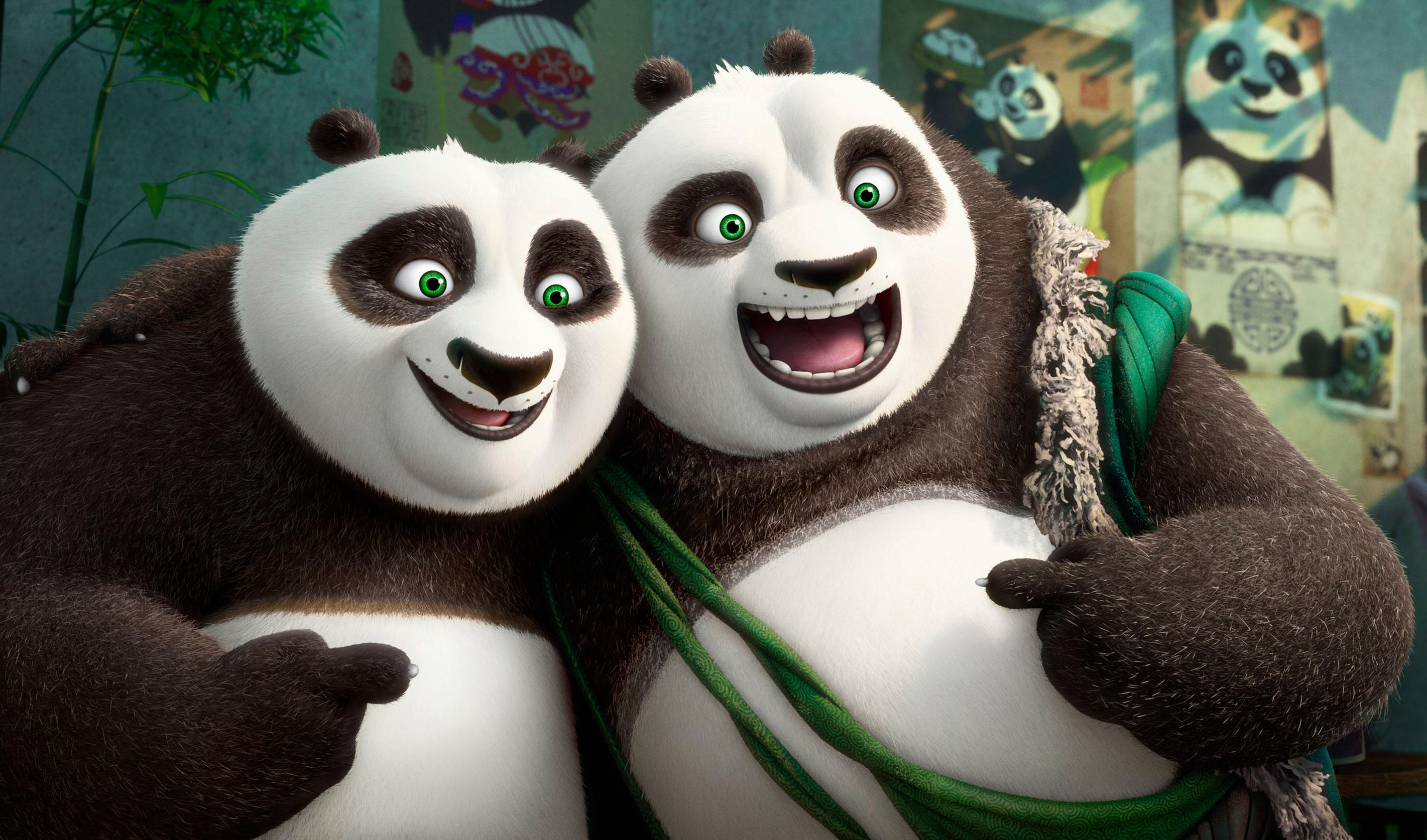 Kung Fu Panda 3 | Longa ganha novo trailer