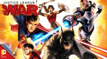 Liga da Justiça: Guerra (2014) | O alvorecer da justiça no universo animado