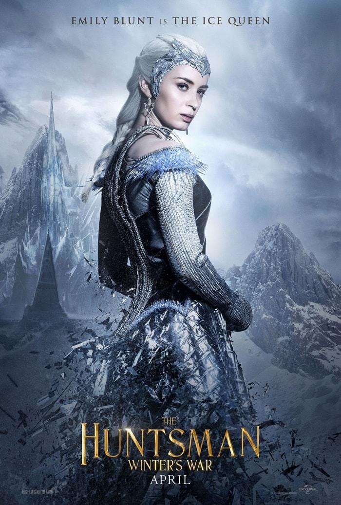 O Caçador e a Rainha do Gelo | Sinopse oficial e primeiros pôsteres