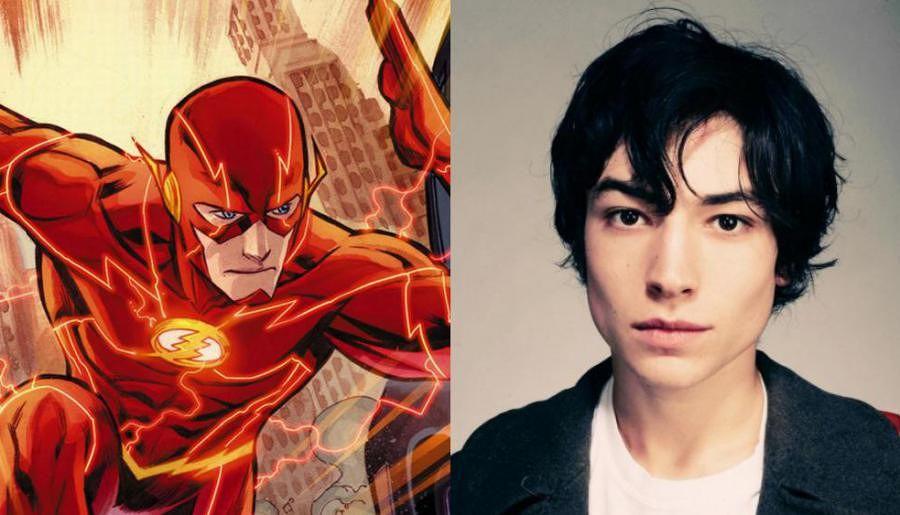 The Flash | Ezra Miller fala sobre como seu Flash se diferenciará