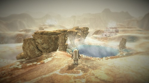 Game indie da semana Lifless Planet (2)