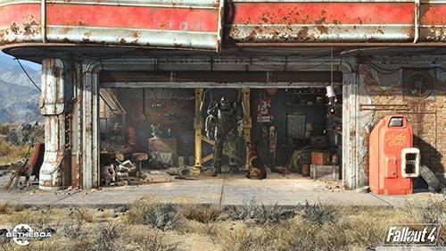 Review - Fallout 4 Ou apenas um jogo.... mediano (10)