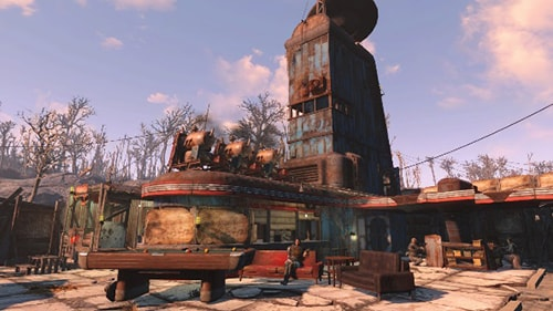 Review - Fallout 4 Ou apenas um jogo.... mediano (12)
