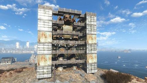 Review - Fallout 4 Ou apenas um jogo.... mediano (14)