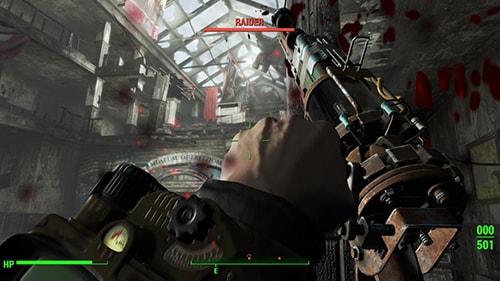 Review - Fallout 4 Ou apenas um jogo.... mediano (19)