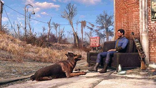Review - Fallout 4 Ou apenas um jogo.... mediano (3)