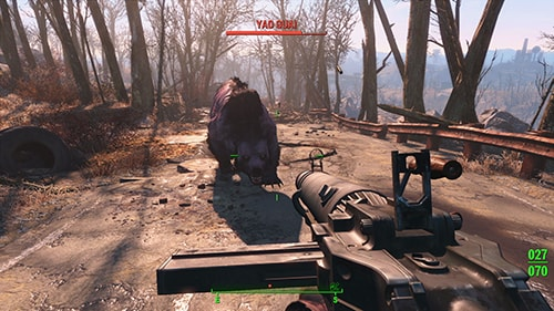 Review - Fallout 4 Ou apenas um jogo.... mediano (7)