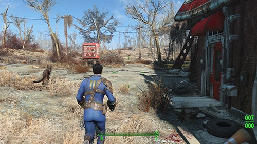 Review - Fallout 4 Ou apenas um jogo.... mediano (8)