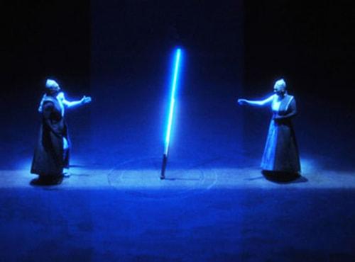 Não, isso não é Star Wars, é O Anel de Nibelungos.