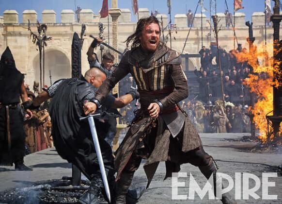 Assassin's Creed | Michael Fassbender em novas imagens como Aguilar e Callum Lynch