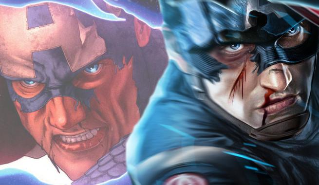 Capitão América: Guerra Civil | Artista faz pôster para o longa ao estilo dos quadrinhos