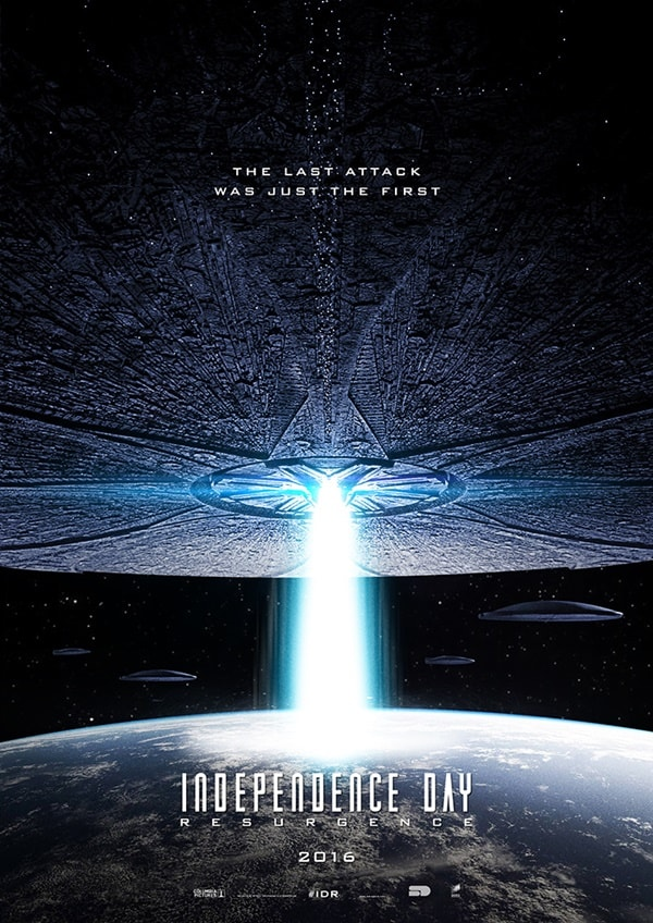 Independence Day: O Ressurgimento | Assista o primeiro trailer do filme