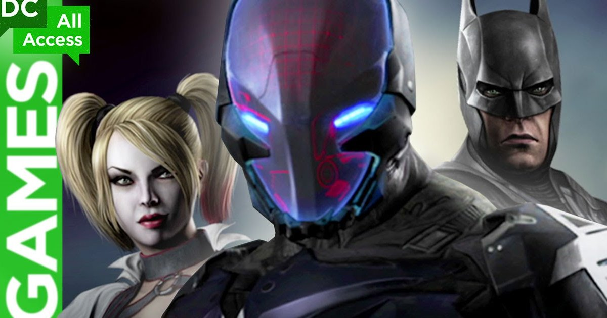 Injustice: Mobile | Arkham Knight junta-se a lista de personagens