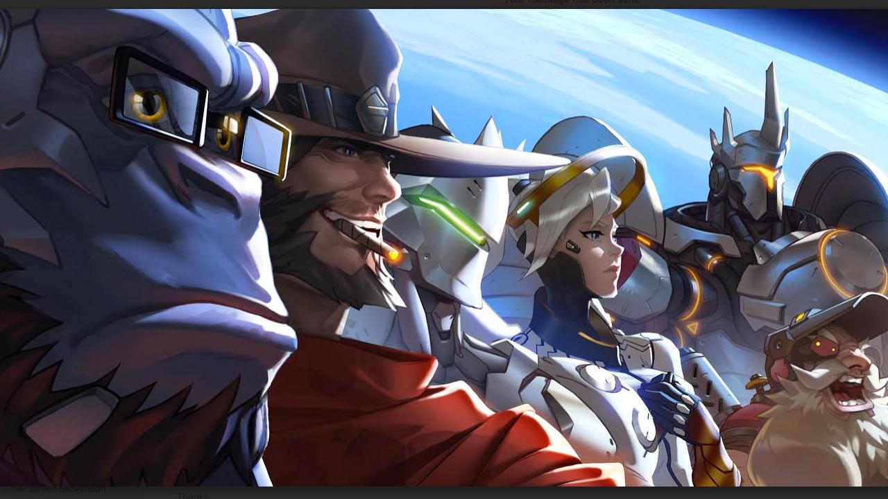 Overwatch | Disponibilizado novo teaser