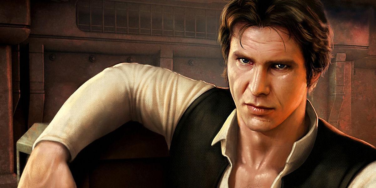 Star Wars   Teria Han Solo autorização para atirar primeiro?
