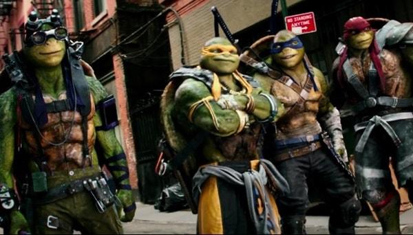 As Tartarugas Ninja 2 | Primeiro trailer da sequência é divulgado