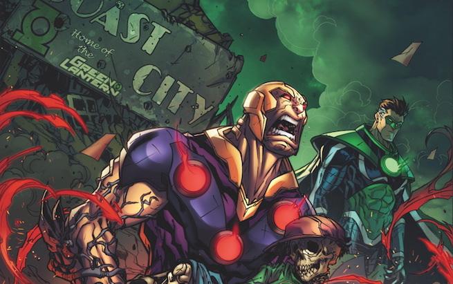 Telos | DC Comics cancelará o título em março