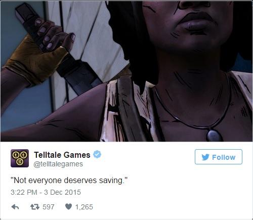 The Walking Dead: Michonne | Telltale Games revela imagem do seu próximo jogo