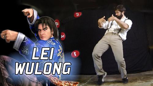 Dublê profissional recria movimentos dos personagens de Tekken (1)