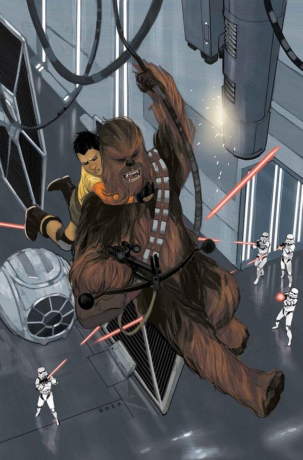 HQ do Dia Chewbacca - Saga Completa