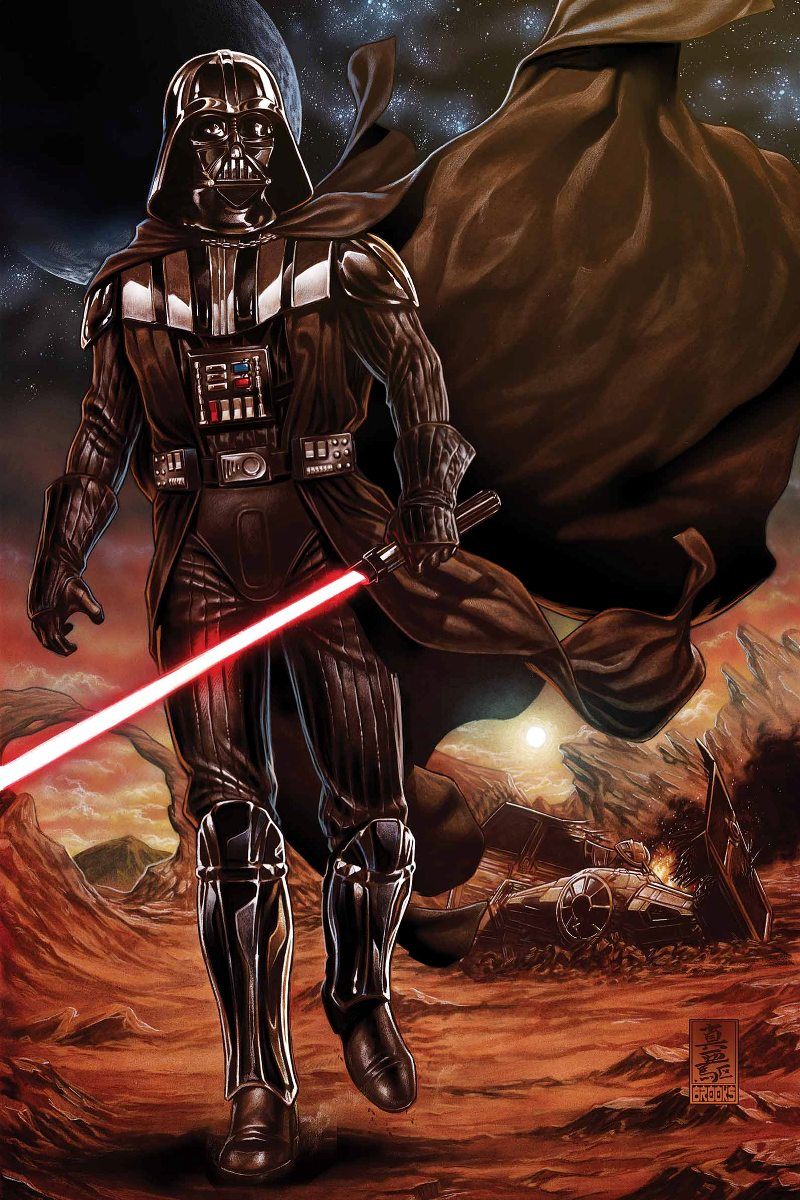 HQ do Dia Star Wars - Vader Down - Saga Completa