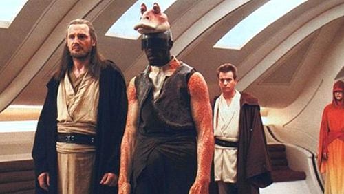O ator por trás de Jar Jar Binks entende por quê você odeia o personagem (3)