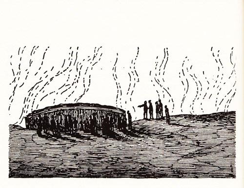 Redescoberta edição dos anos 60 de A Guerra dos Mundos com ilustrações incríveis! (3)