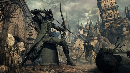 Review – Bloodborne - The Old Hunters Mais Lovecraftiano que nunca (1)