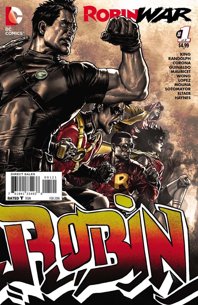 Robin-War