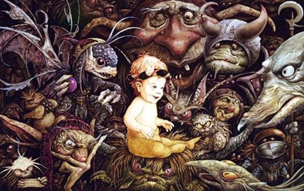 """Curiosidades sobre o filme """"Labirinto - A Magia do Tempo"""" (1986)"""