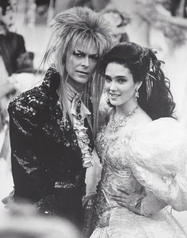 """Curiosidades sobre o filme """"Labirinto - A Magia do Tempo ... Labyrinth 1986 Sarah"""