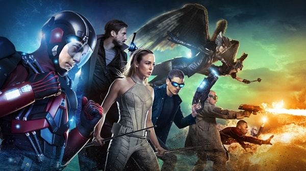 "Legends of Tomorrow | Review do episódio 1x01 ""Pilot, part 1"""