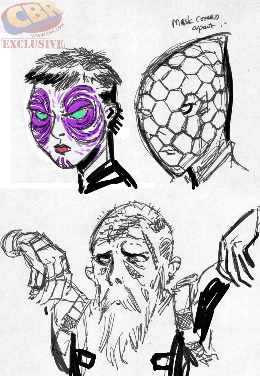 Marvel Comics | Testemunhe a ascensão da Deadpool 2099