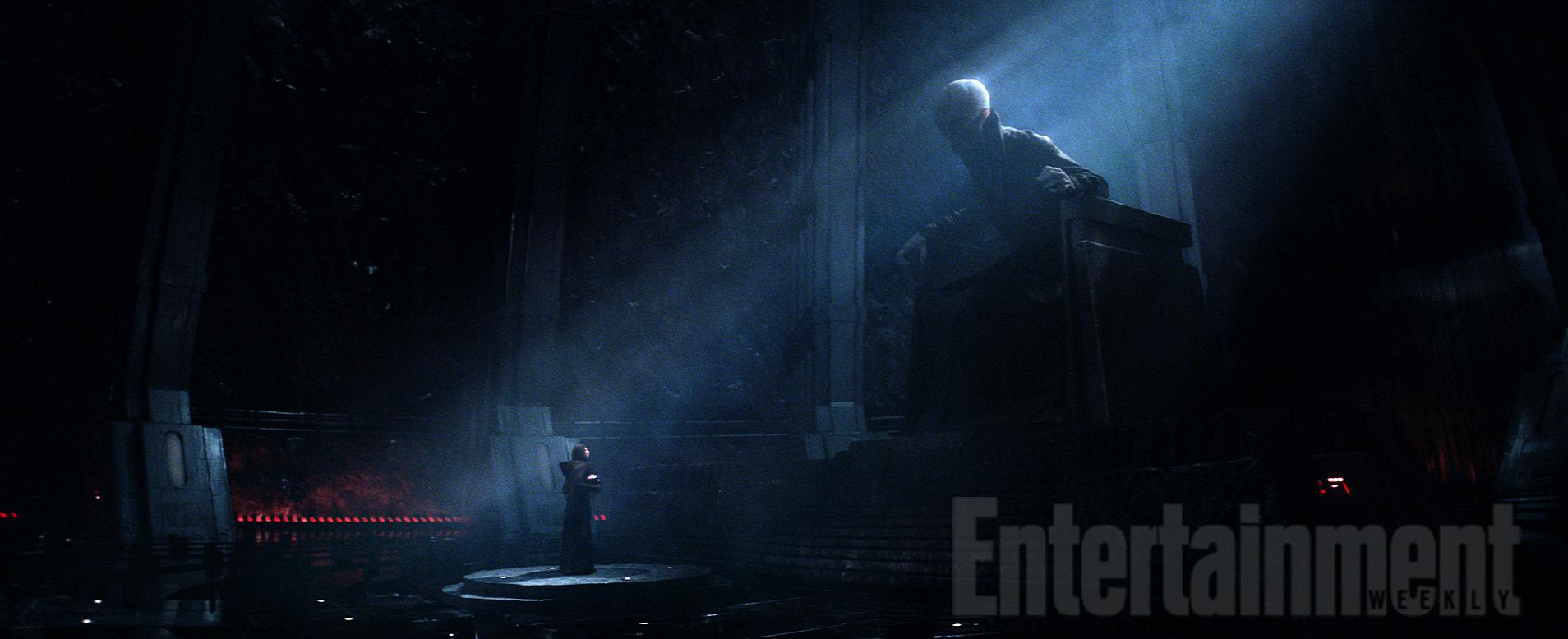 Star Wars: O Despertar da Força | Andy Serkis revela que Snoke NÃO é Darth Plagueis