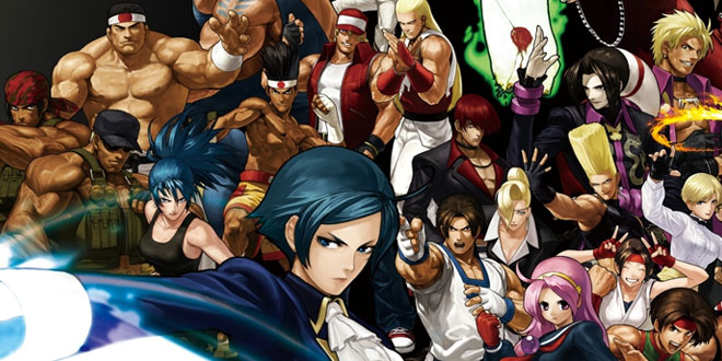 The King of Fighters | Franquia ganhará adaptações em anime e live-action