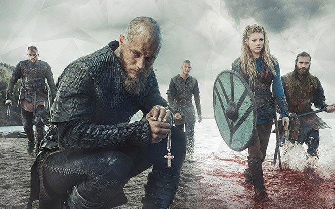 Vikings | Assista ao trailer da quarta temporada