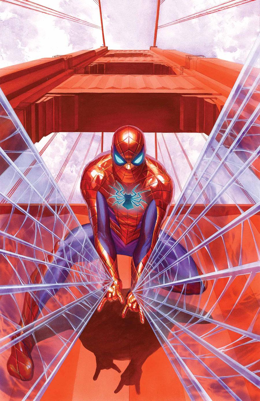 HQ do Dia The Amazing Spider-Man 1-5 capa