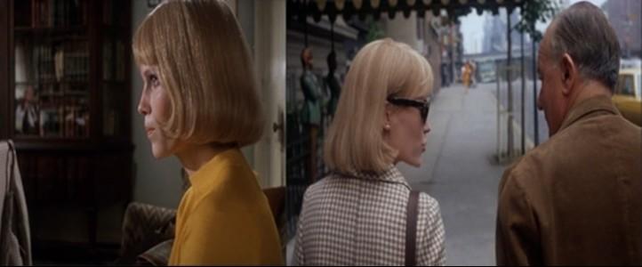 Além do melancolismo da cena anterior, repare que Rose volta para casa de óculos escuros, talvez uma tentativa de esconder o inchaço causado pelo choro.