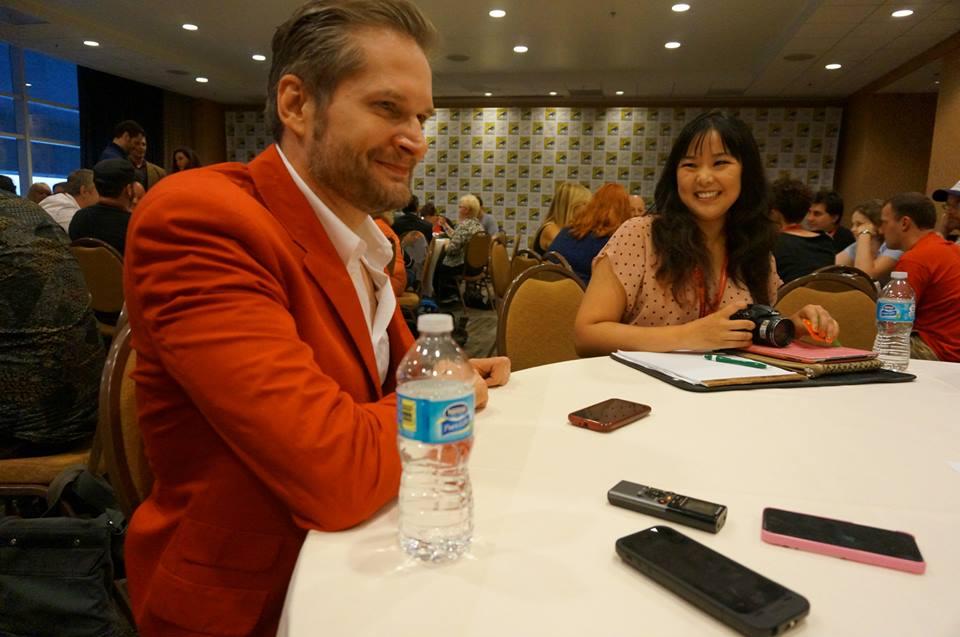 Bryan Fuller é o novo showrunner de Star Trek