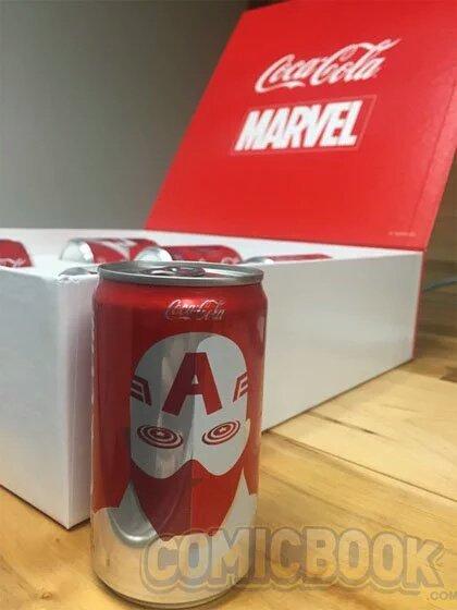 capitao-america-guerra-civil-marvel-e-coca-cola-criam-latas-de-refrigerante-inpiradas-no-filme2